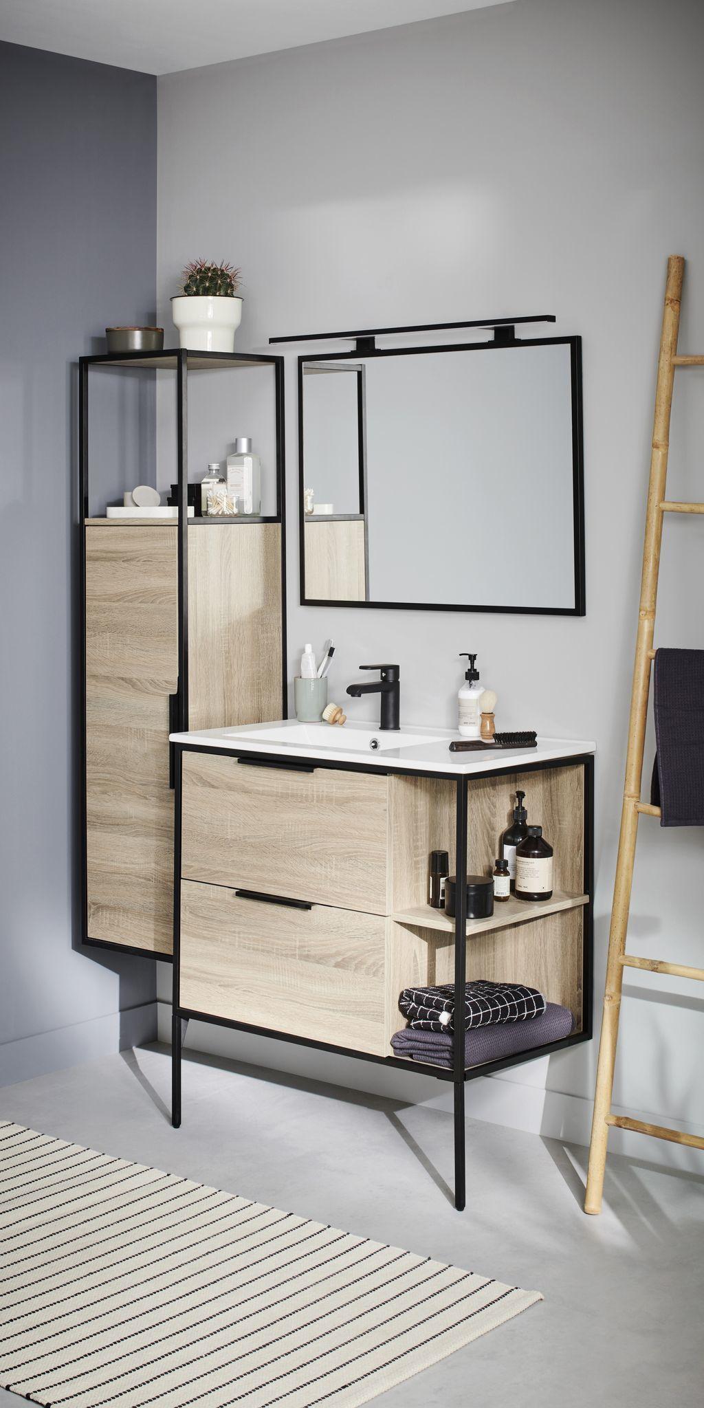 Lapeyre : nouveautés salle de bains 17  Idée salle de bain
