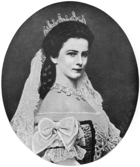 fotografien von kaiser in elisabeth biography
