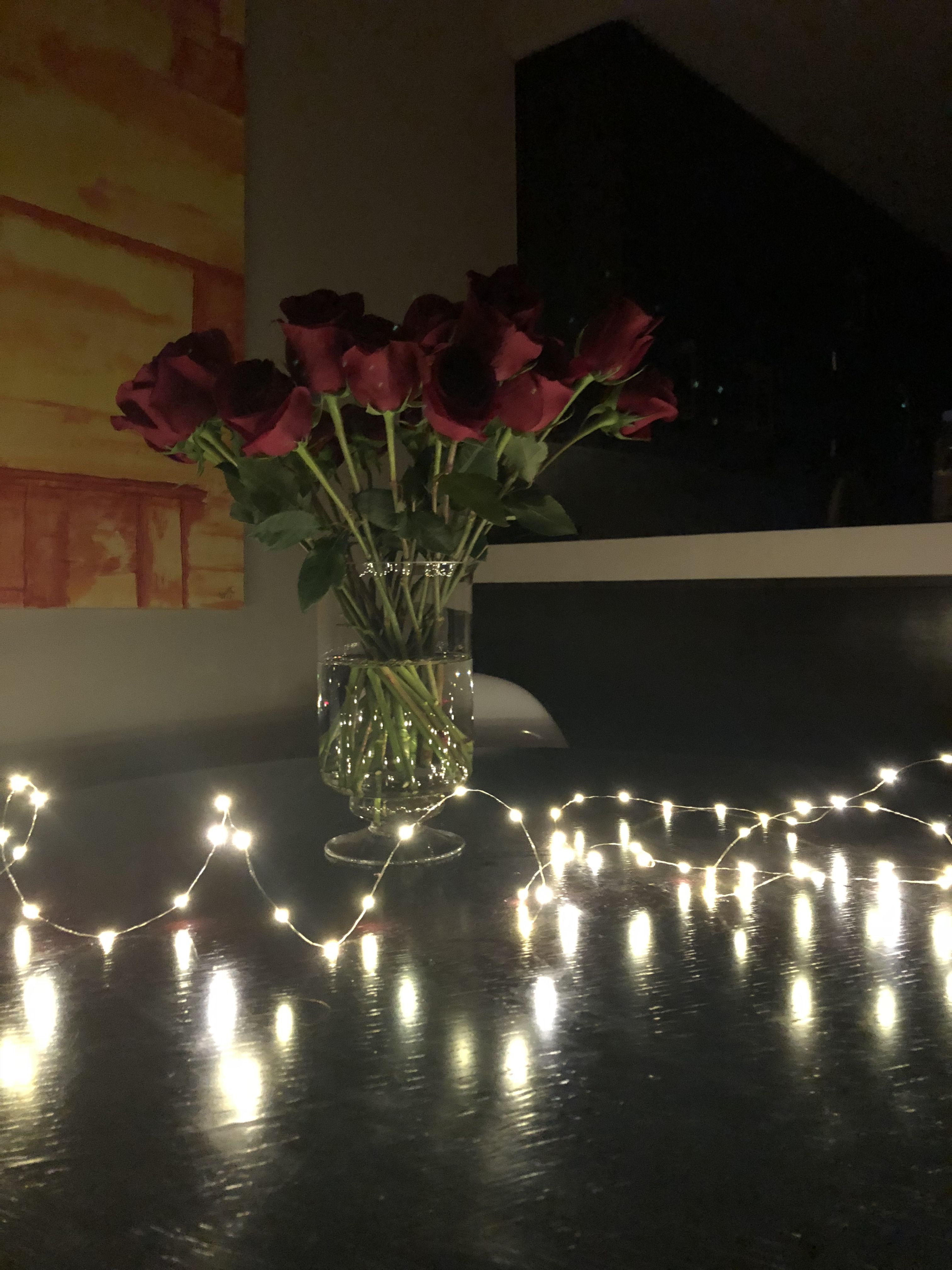 The Romantic Hotel Room Decoration With Real Rose Petals Candles And Flowers We Also Serv Romantic Candles Bedroom Hotel Room Decoration Romantic Hotel Rooms