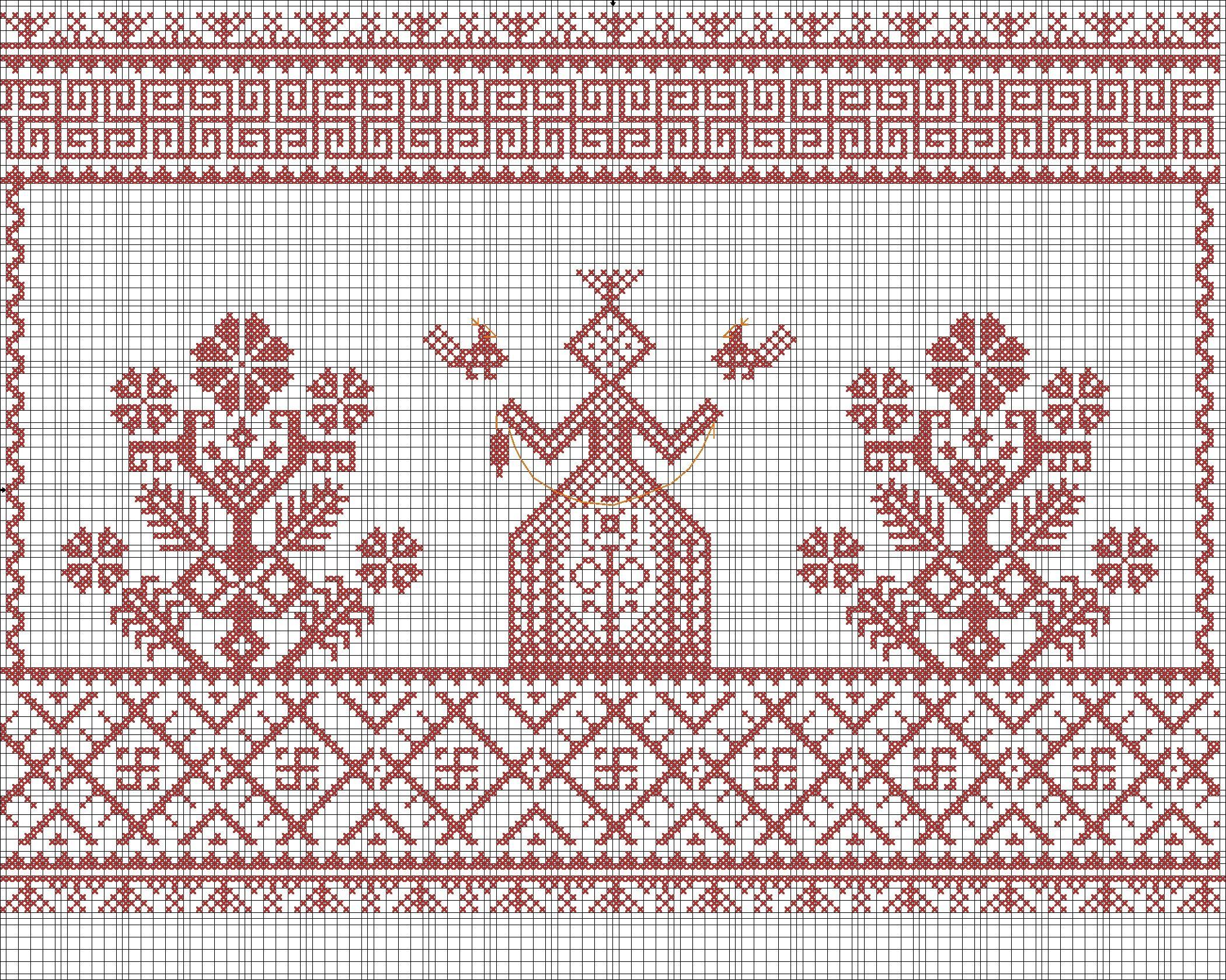Русско народная вышивка картинки