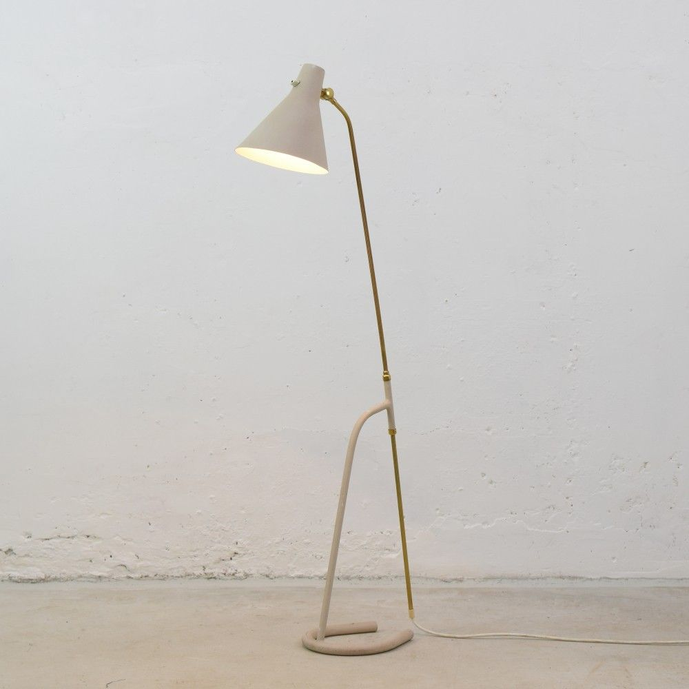 For Sale Floor Lamp By Hans Bergstrom For Atelje Lyktan Sweden 1950 In 2020 Lamp Floor Lamp Flooring