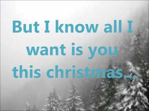 All I Want For Christmas Is You Mariah Carey Ft Justin Bieber Lyrics Justin Bieber Lyrics I Love Justin Bieber Mariah Carey