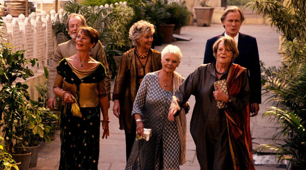 """O Exótico Hotel Marigold"""" é um filme que faz com que adentremos de maneira leve e descontraída em assuntos profundos e simbólicos da vida."""