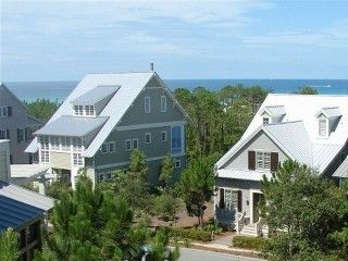 Only 50 yards to The Beach Club, S. of 30A! Gulf view ...