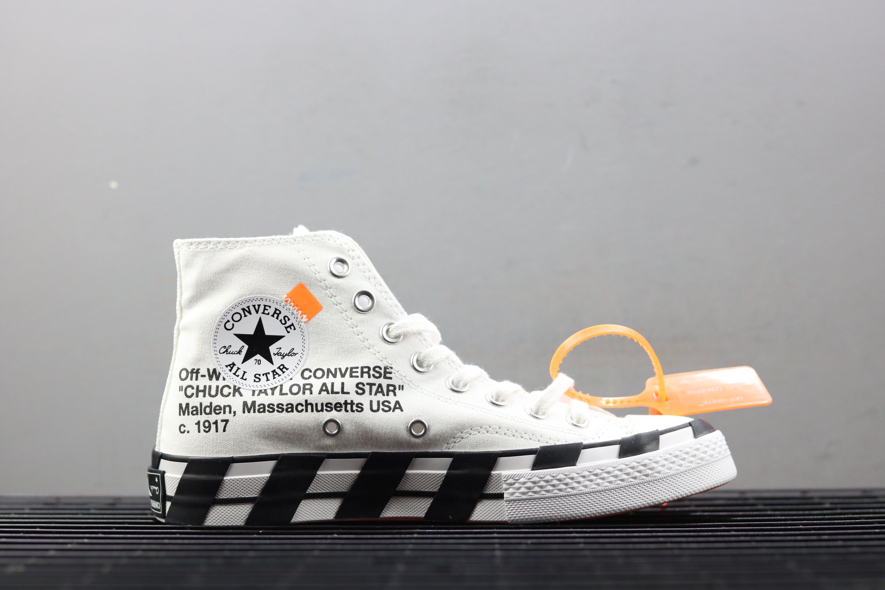 Off White X Converse All Star White 2 0 1638 C Nike Adidas