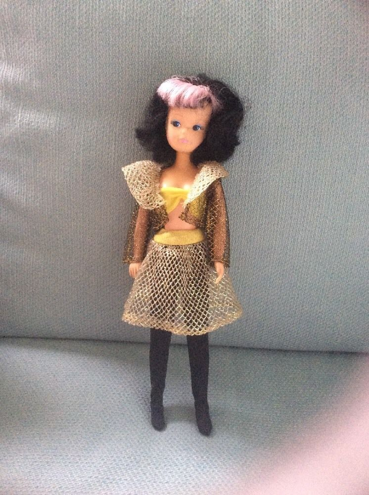 Sindy Disco Magic Doll And Outfit 1986 | 20+3