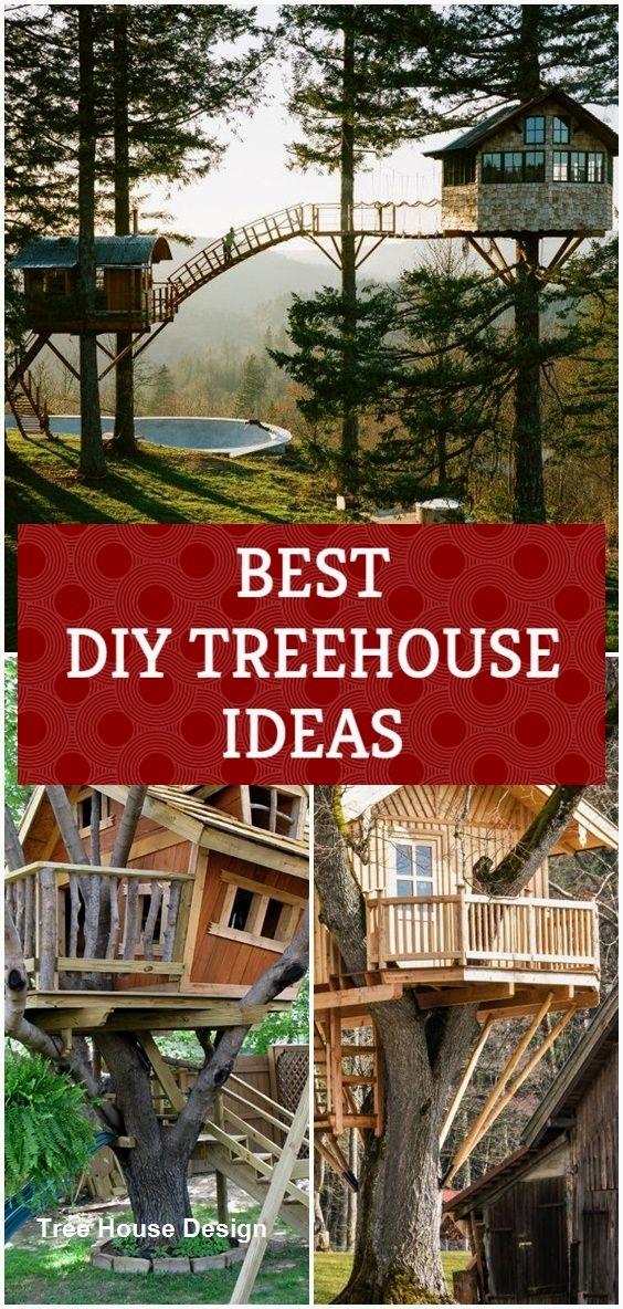 Photo of Diy Tree House Design