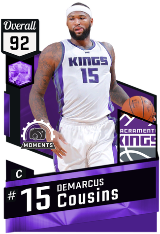 DeMarcus Cousins against the Trail Blazers (W) on December 20th: 40 min, 55 pts, 13 rbs, 3 blk, 17-28 from the field, 5-8 from 3pt, 16-17 from fts.