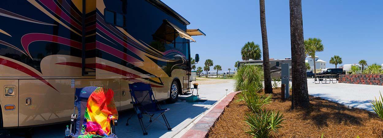 Rv Sites Destin Florida Camp Gulf Beach Camping Camping Spots Rv Sites