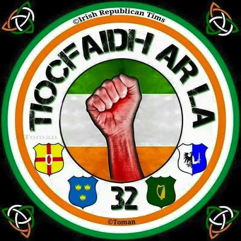 Freedom For Irelandunrepentant Unbroken And Unbowed Saoirse