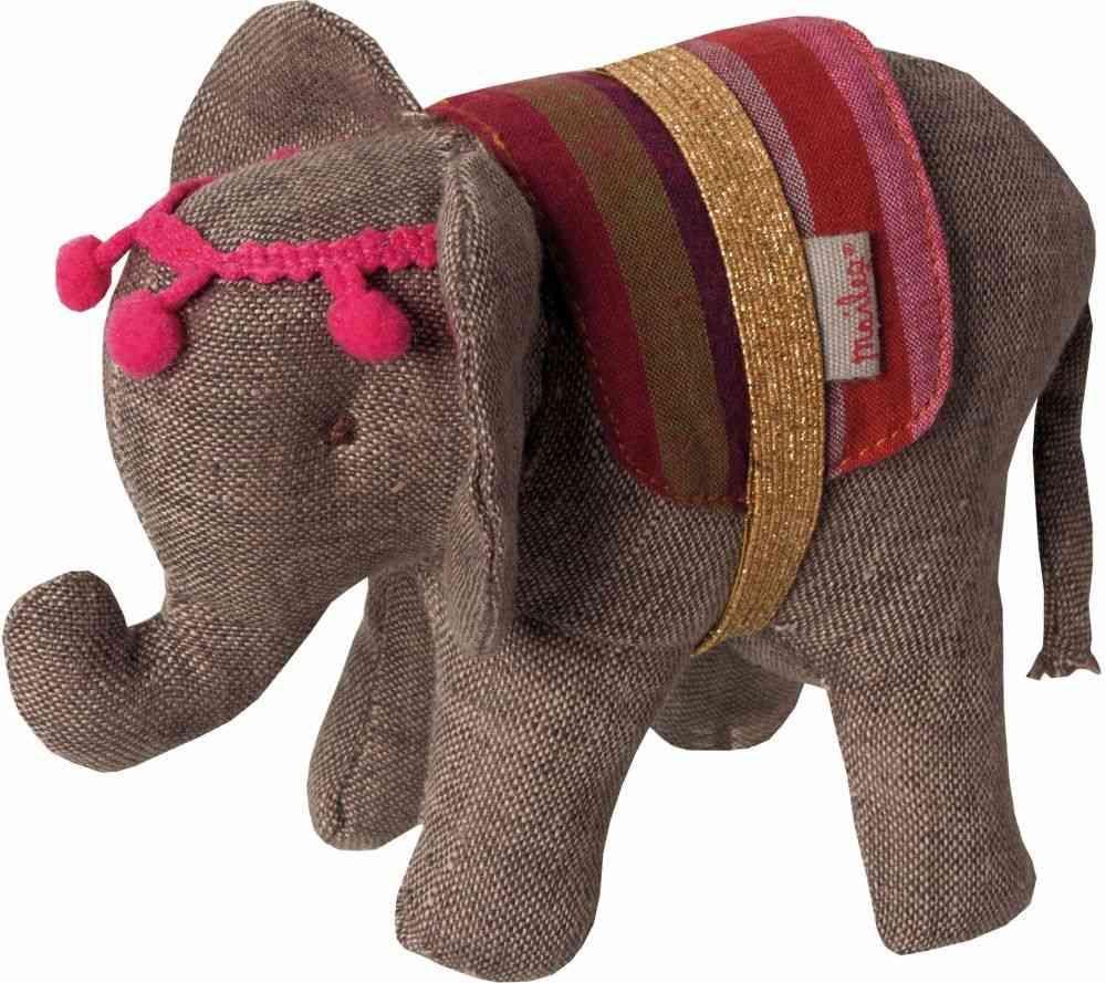 Maileg Zirkus-Elefant / Stofftier | Dekor | Pinterest | Zirkus ...