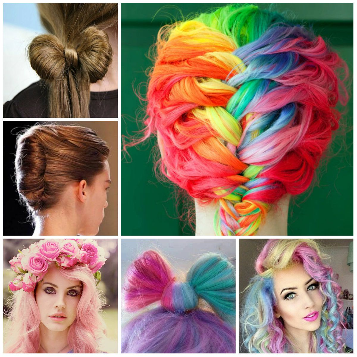 Creative Hair Color Ideas Image Collections Hair Coloring Ideas - Creative hairstyle color
