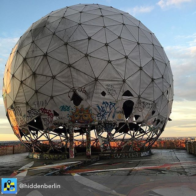 Teufelsberg (or Devil's Mountain) on the outskirts of Berlin is home to an old abandoned NSA Listening Station. The location for this station was chosen as it sits at the highest point surrounding Berlin while the Berlin Wall was up. However not only is the Field Station interesting but this hill actually has a curious history as it is a wholly man-made hill created from the rubble of Berlin from when the city was re-built after WW2. Today this listening station sits abandoned its former…