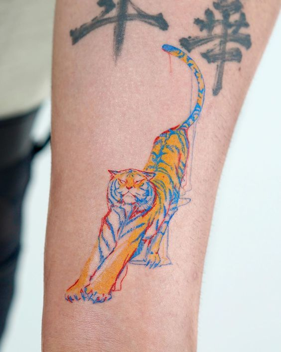 Photo of Tiger Tattoo Designs – Combination of Power, Wisdom and Fear of Death