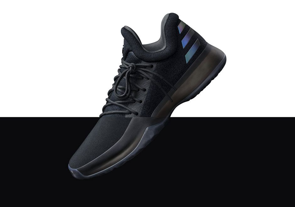 "adidas Harden Vol. 1 Gets XENO For New ""Black Ops"" Colorway Page 2"