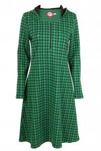 fd6366b99b03 Bilde av FRØYA kokonorway kjole grøn