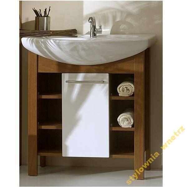 Szafka Lazienkowa Stojaca Pod Umywalke 80 Orzech 3611978532 Oficjalne Archiwum Allegro Interior Vanity Bathroom Vanity