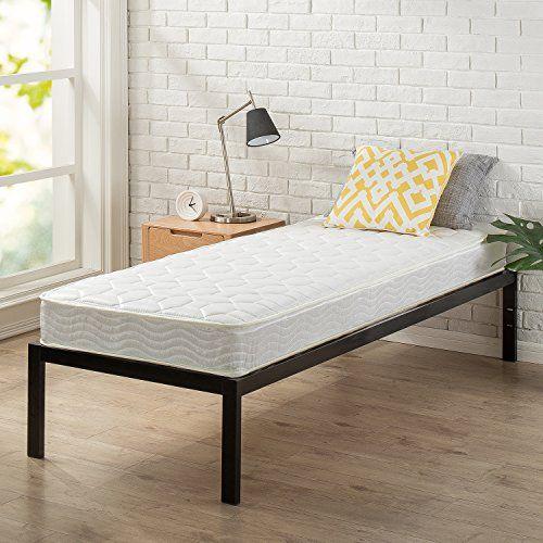 Zinus Modern Studio Platform 1500 Metal Bed Frame Mattress