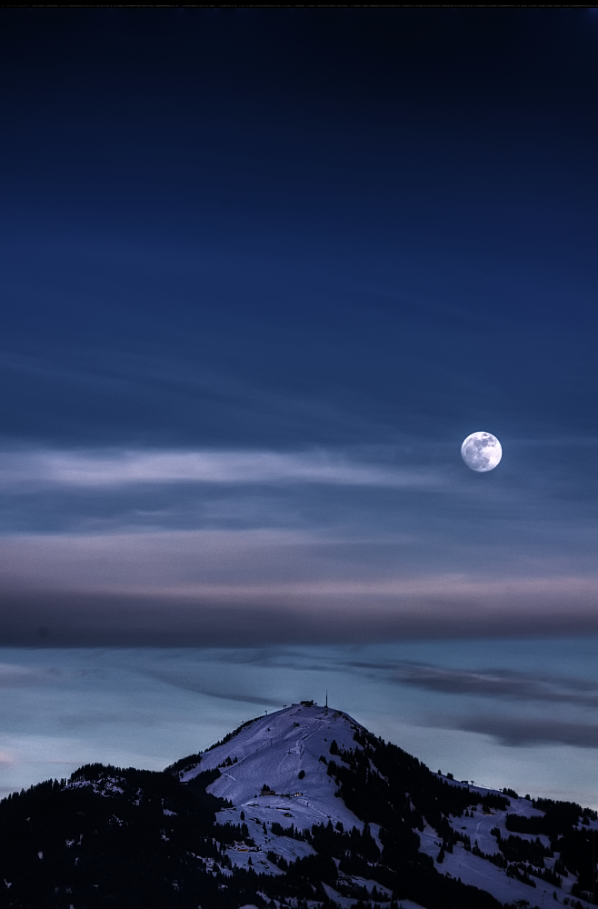 moon 1 by ~LinXitoW  http://linxitow.deviantart.com/