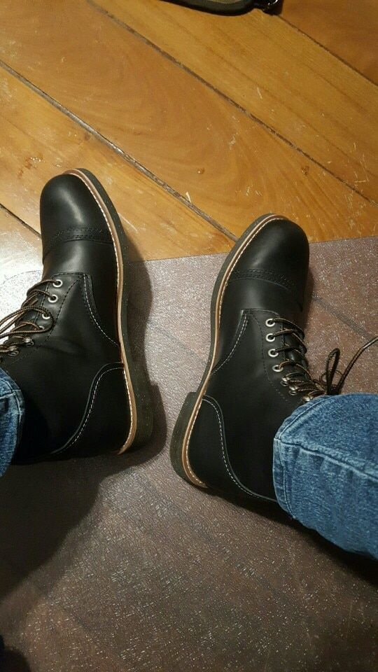 ce5d279282b New Fashion Men Boots Motorcycle Handmade Wing Genuine Leather Busines -  chicmaxonline