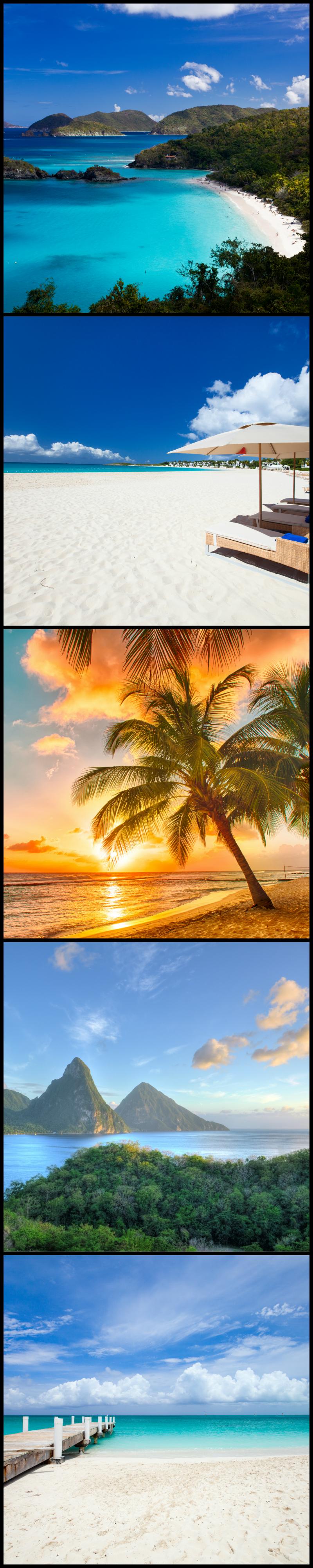 Best Caribbean Islands Travel Inspiration Caribbean And Fun - 10 best caribbean island vacation destinations
