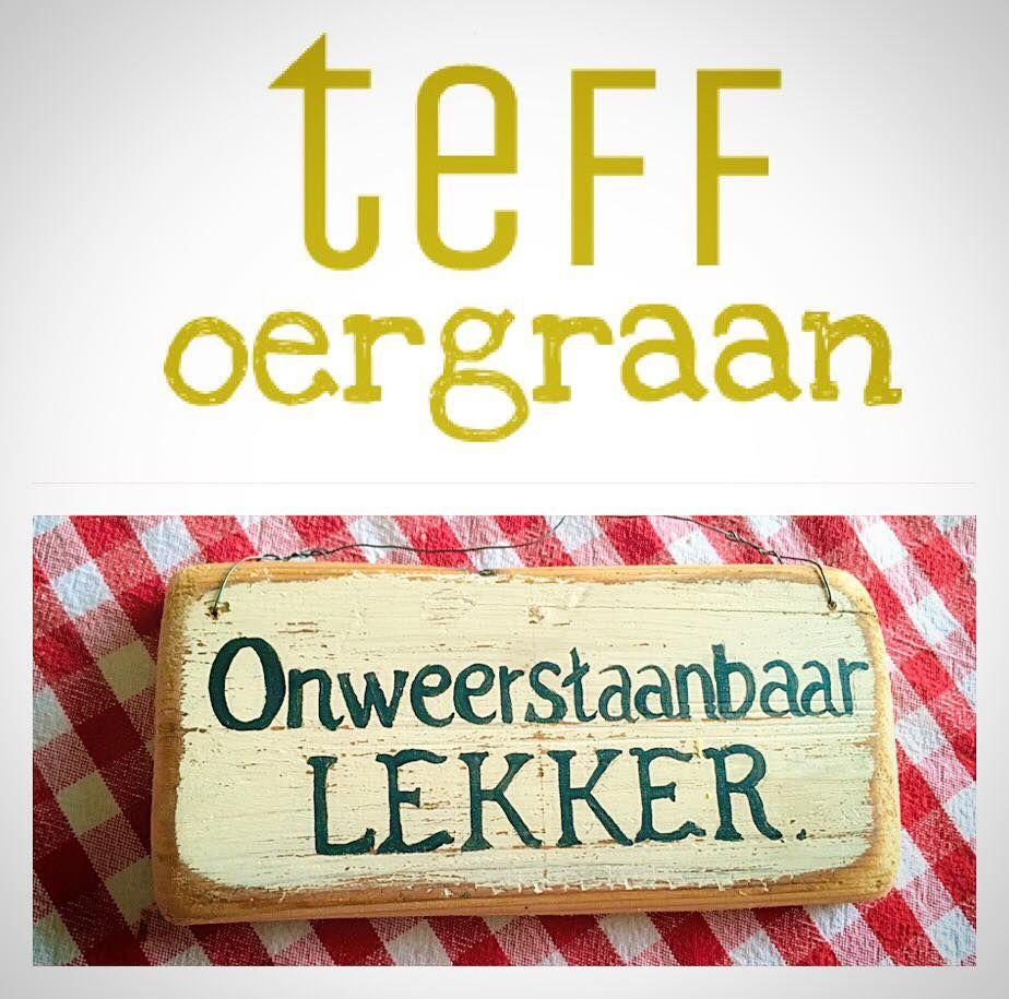 Wij heten Teff oergraan van harte welkom op Koopplein Midden-Drenthe met een button in de rubriek Hobby, Vrije Tijd & Uitgaan. Teff is een supergezond en glutenvrij oergraan, dat bijdraagt aan een gezond en bewust leven. De koolhydraten in Teff worden heel langzaam aan het lichaam afgegeven, waardoor je geen last meer hebt van een suikerdip. Je hebt langer een voldaan gevoel en minder zin om te snoepen. http://koopplein.nl/middendrenthe/hobby-vrije-tijd-en-uitgaan
