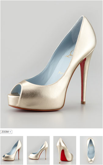 THE shoe for my bridesmaids.
