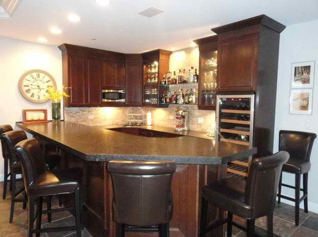 Basement bar | Bar | Pinterest | Bar, Vinos y Bares de sótano