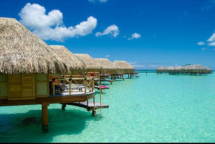 Bora Bora Taiti Wanderlust Pinterest Bora Bora And Wanderlust - All inclusive tahiti vacations