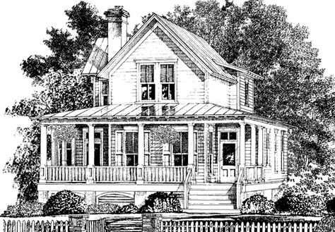Gresham Creek Cottage Moser Design Group Southern Living House Plans Southern House Plans Southern Living House Plans Country House Plans