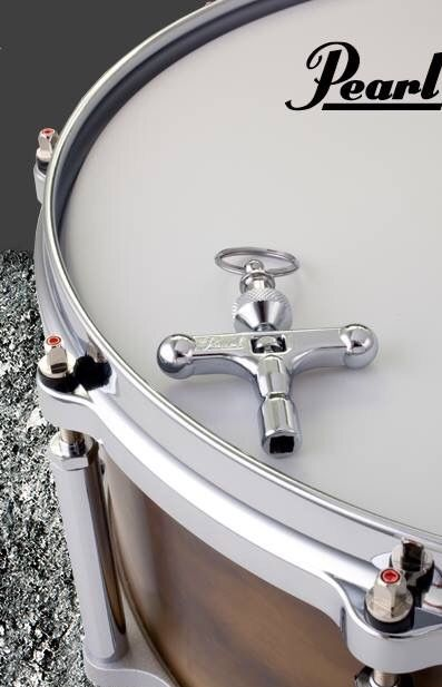 I Own This Snare Drums In 2019 Pearl Drums