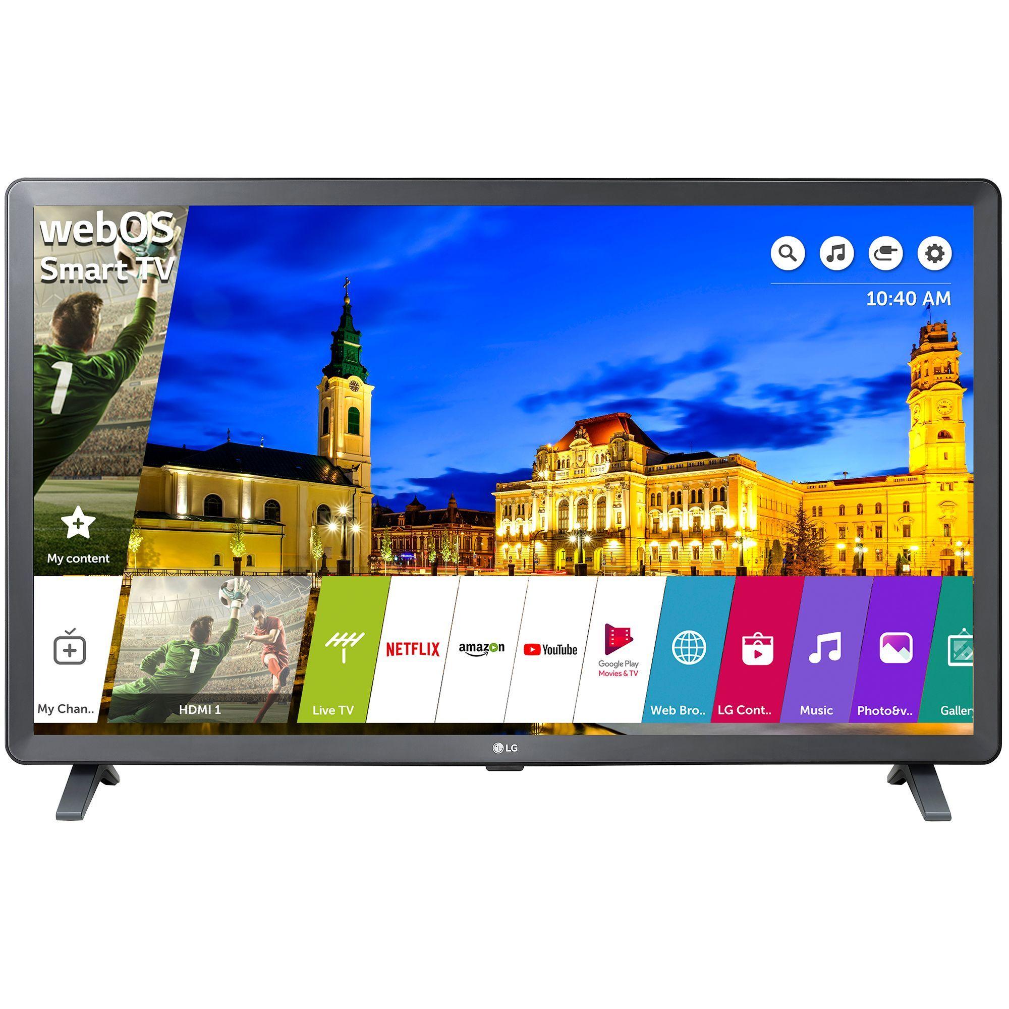 LG 32LK6100PLB 32 Full HD Smart TV WiFi LED