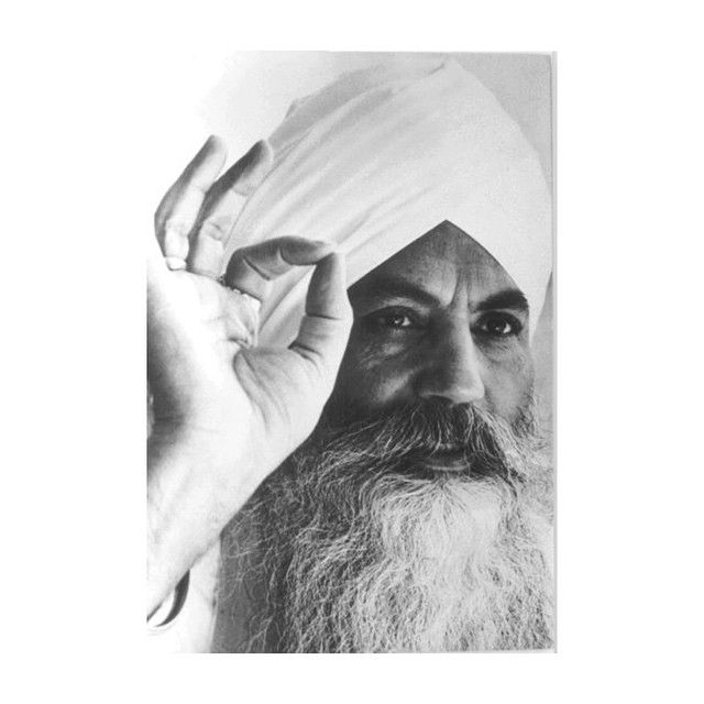 """Love is a state of mind where you fall and the fall is bottomless. Once you fall in love you cannot stop; if you can stop, you have not fallen."" #YogiBhajan"