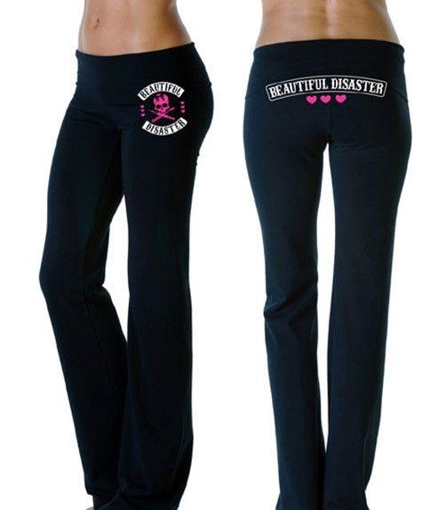 Rocker Pants By Beautiful Disaster..... I Like These Alot