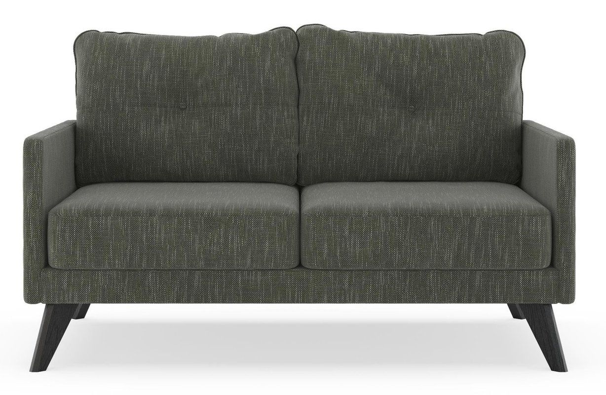 Highest Quality Charest Loveseat By George Oliver Love Seat Sofas Couches Canapes