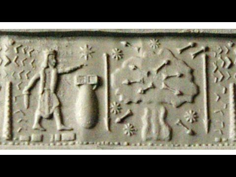Nuclear weapon of Ancient Babylon 古代バビロンの核兵器の証拠 - YouTube