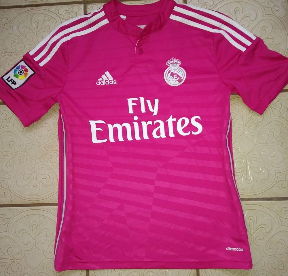 best website d477c cff03 Cristiano #Ronaldo Pink Jersey #Adidas #RealMadrid Portugal ...