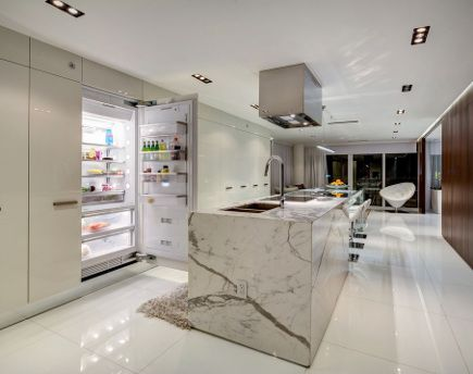 Minimalist Galley Kitchen  Miele Award Winning Kitchen Alluring Miele Kitchens Design Decorating Design