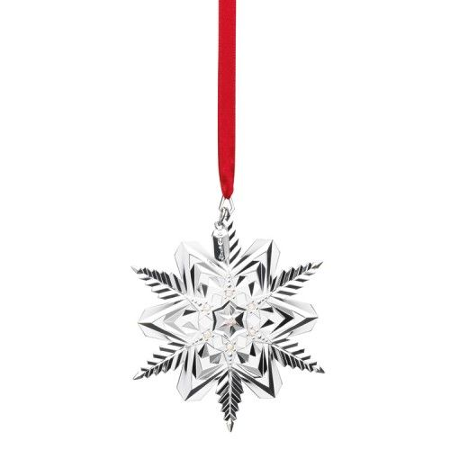 Lenox Ornaments Annual 2014 Snow Majesty- 10th