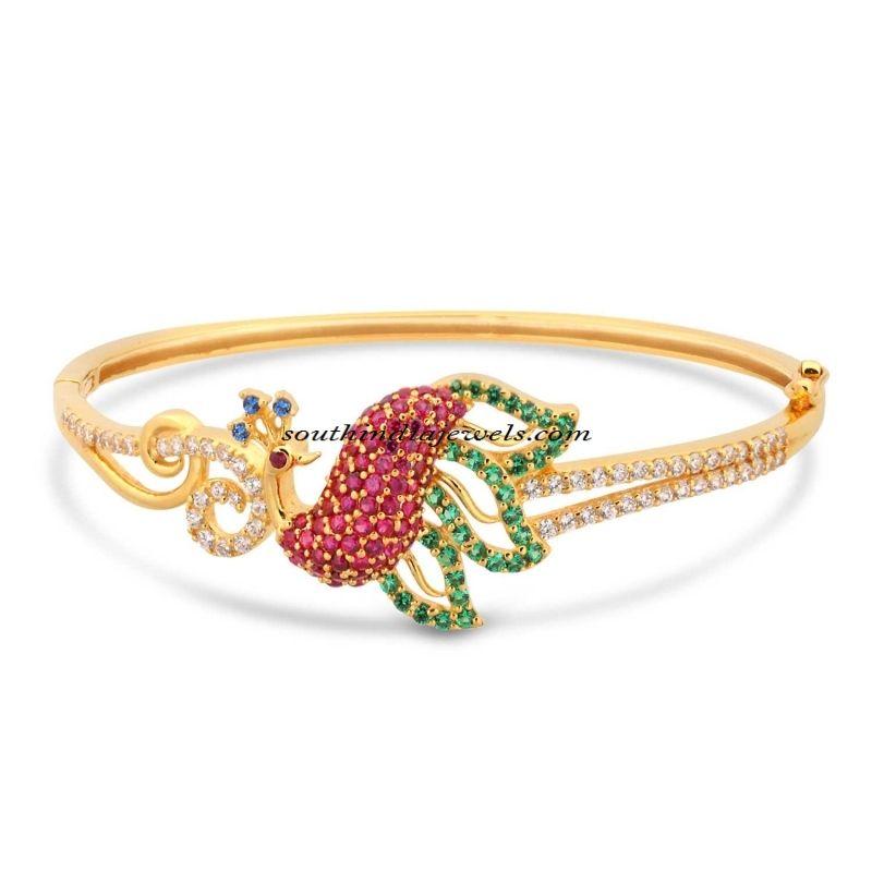 latest indian jewellery designs 2015 bracelet