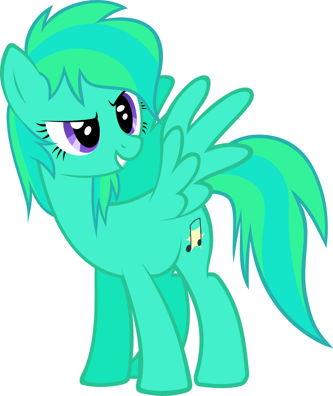 Fluttersong an outgoing pony with a great personality dont ...