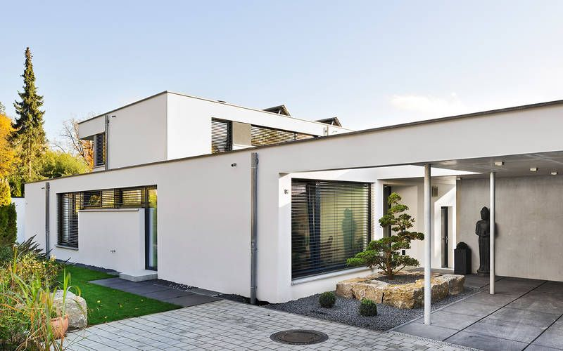 Fesselnd 1110 Einfamilienhaus, Neubau | A.punkt Architekten