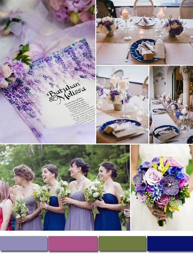 Jessica Michael Elegant Vineyards Wedding Lavender Wedding