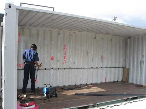 How To Build Your Own Shipping Container Home Ships, House and