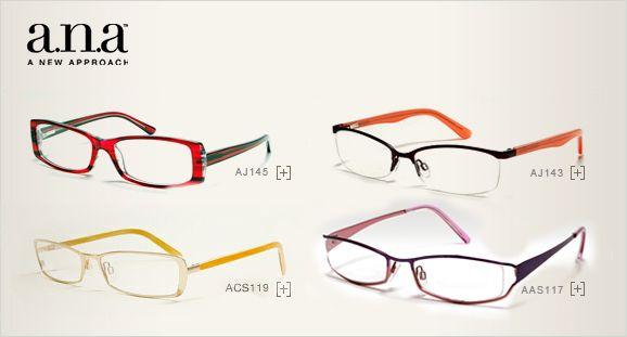 1bbdf1619a9 Womens A.N.A. Eyeglasses