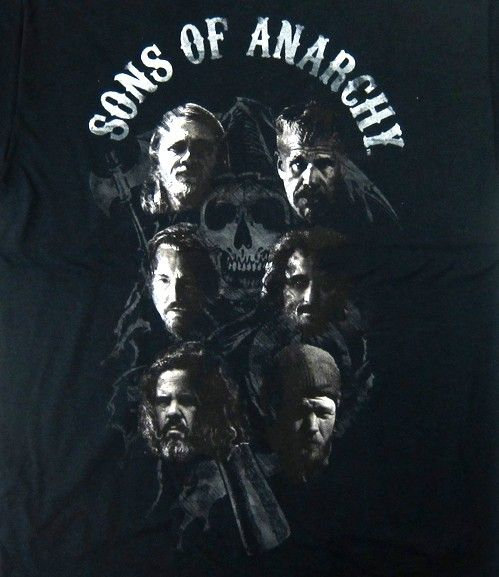 Sons Of Anarchy Reaper Cast T Shirt Sons Of Anarchy Sons Of Anarchy Reaper Sons Of Anarchy Samcro