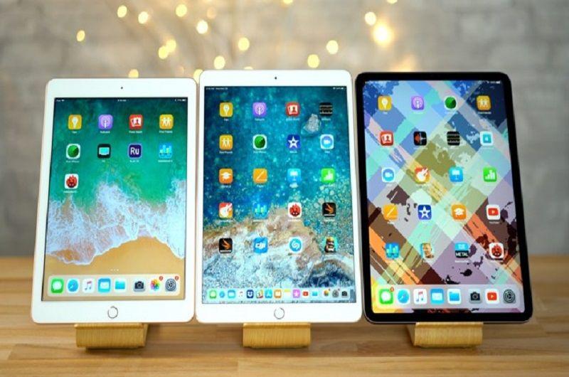 Compare Between Ipad Air 2019 Vs Ipad Vs Ipad Pro 2018 Vs Ipad Pro 2017 Ipad Air Ipad Ipad Pro
