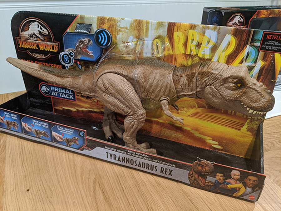 Jurassic World Camp Cretaceous Toys Are A Lot Like The Ones From The 90s Paleontology World New Jurassic World Jurassic World Jurassic Park Toys