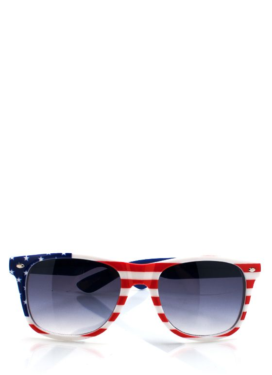 085d06d49d424 american flag sunglasses  5.20 I totally own these!