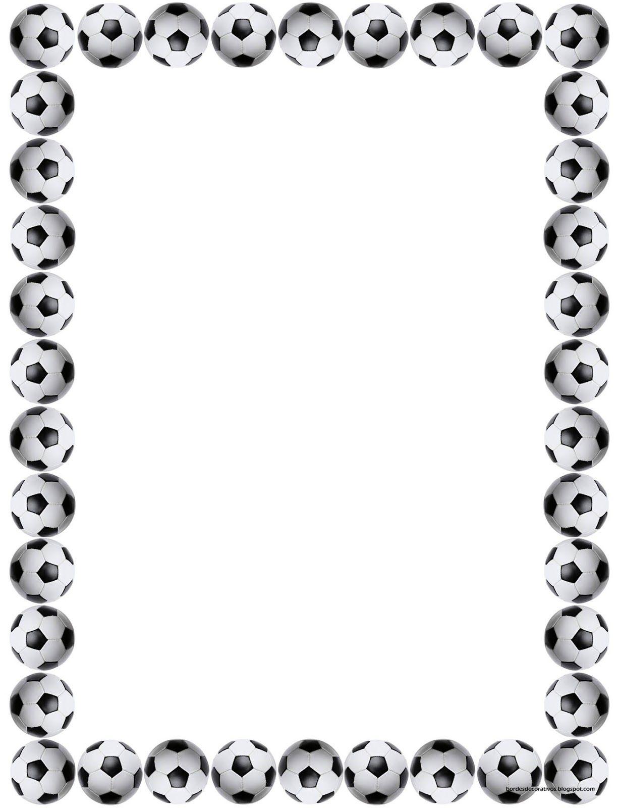 Dibujos de FÚTBOL para colorear Balón de Fútbol - Imagenes De ...